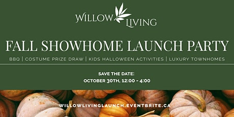 Willow Living Townhomes - Showhome Launch tickets