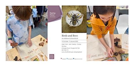 BEE INSPIRED BAG PRINTING WORKSHOP tickets