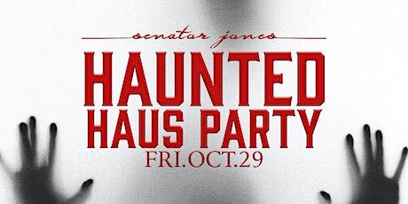 Haunted Haus Party w. Hotel Garuda tickets