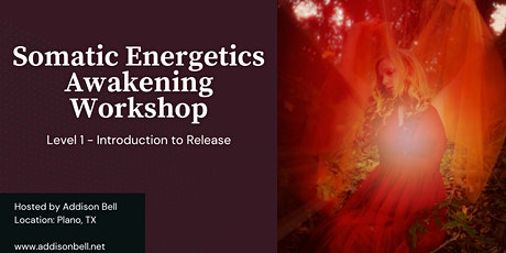 Somatic Energetics Workshop tickets
