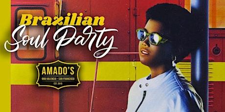 Brazilian Soul Party tickets