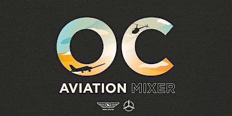 2021 OC Aviation Mixer tickets