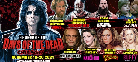 Days Of The Dead Fall Chicago 2021 tickets