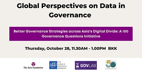 Better Governance Strategies across Asia's Digital Divide: The 100Qs tickets