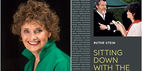 Author Talk w/ Ruthe Stein: Interviews with 100 Hollywood Legends tickets