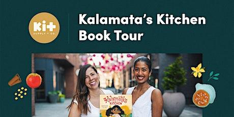 Kalamata's Kitchen Book Tour + Tasting! tickets