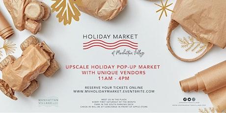 Holiday Village Market tickets