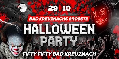 BAD KREUZNACH´s GRÖßTE HALLOWEEN-PARTY Tickets