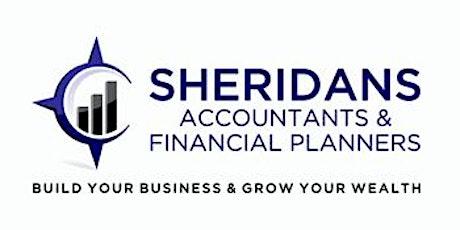 Sheridans Business Breakfast tickets