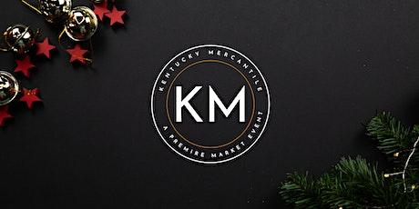 Kentucky Mercantile Christmas Market tickets