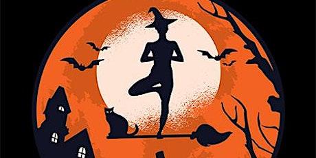 Halloween Yoga + Dance Party tickets
