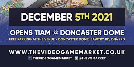 Video Game Market - Sunday 5th December 2021 tickets