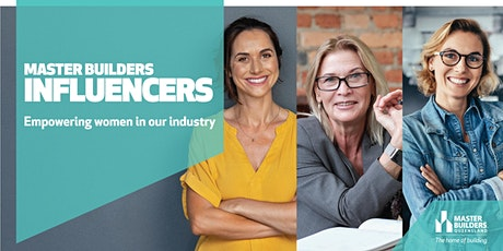 Sunshine Coast Influencers(Women In Building) Workshop tickets