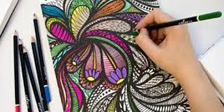Wood Street Library - Mindful Colouring for Adults tickets