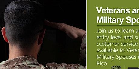 Veteran and Military Spouse Virtual Job Fair – Puerto Rico tickets