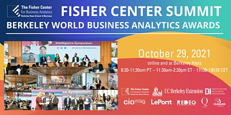 World Business Analytics Awards tickets
