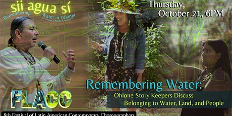 Ohlone Story Keepers Panel: Belonging to Water, to Land, to People tickets