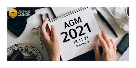 TYP 2021 AGM tickets