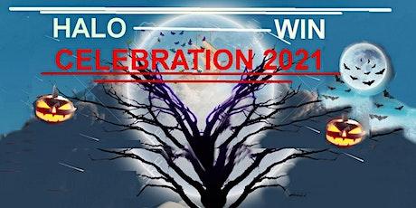 HALO WIN 2021 CELEBRATION tickets