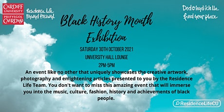 Black History Month Exhibition tickets