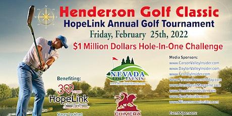 Henderson Golf Classic HopeLink 2022 tickets