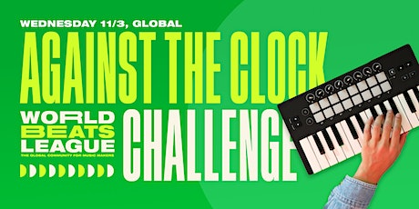 Against the Clock Challenge | World Beats League tickets
