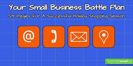 Your Small Business Battle Plan tickets