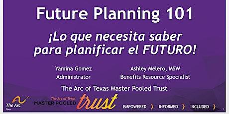 Sesión 1- Planificación Futura 101:   Introducción entradas