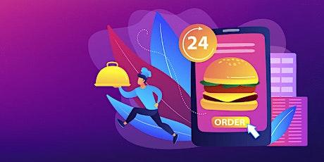 Taller Marketing Digital para Negocios de Comida entradas