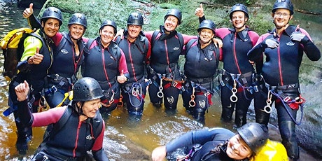 Women's Empress Canyon & Abseil Adventure // Friday 25th February tickets