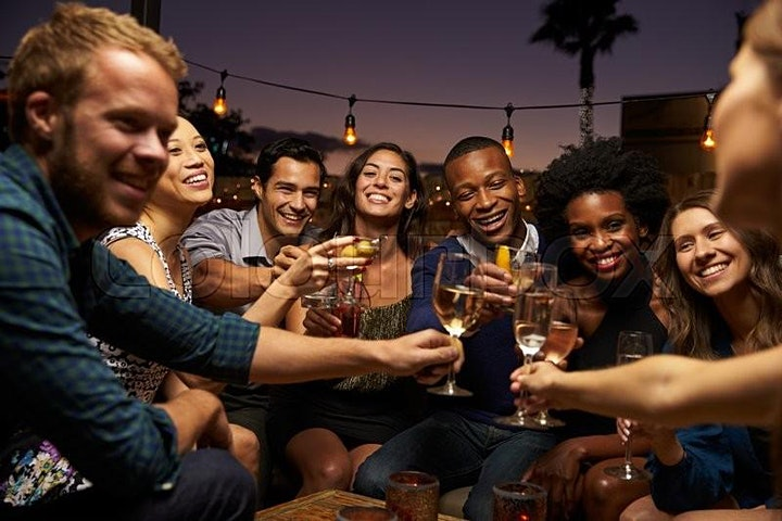 Thirsty Thursdays Singles Night at The Comedy Edge image