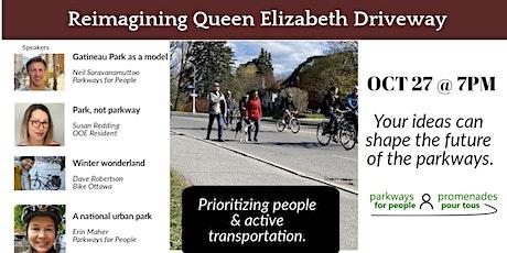 Reimagining Queen Elizabeth Driveway tickets