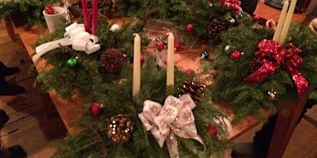 Holiday Centerpiece Workshop 2 tickets