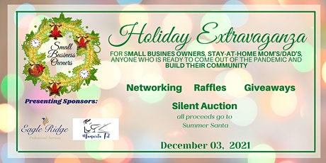 FUN NIGHT OUT - HOLIDAY EXTRAVANGANZA tickets