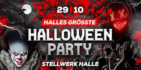 HALLE´s GRÖßTE HALLOWEEN-PARTY Tickets