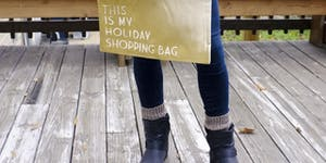 Parcel Market: Capital Romance DIY Holiday Tote...