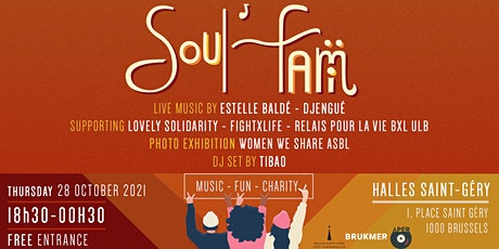 Soul'Fam session #2 tickets