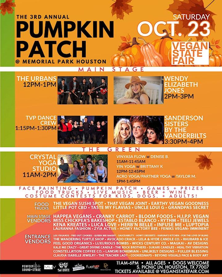 Pumpkin Patch at Memorial Park image
