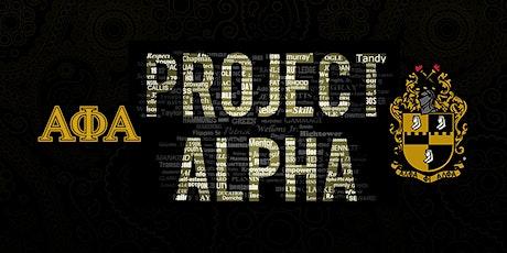 Project Alpha 2021 (Alpha Phi Alpha Fraternity, Inc.- Zeta Lambda Chapter) tickets