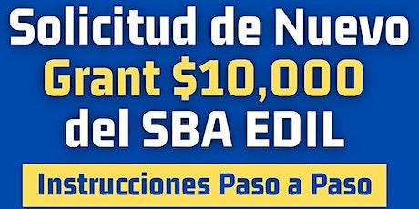 Subvenciones de la SBA de $10,000 a $15,000 para pequeñas empresas toda tickets