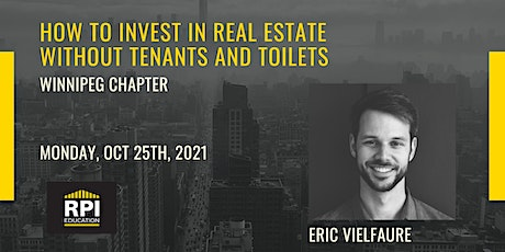 MB - How to Invest in Real Estate Without Tenants and Toilets tickets