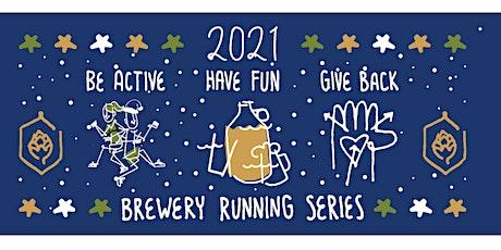0.5k Winter Beer Dash | 2021 MN Brewery Running Series tickets