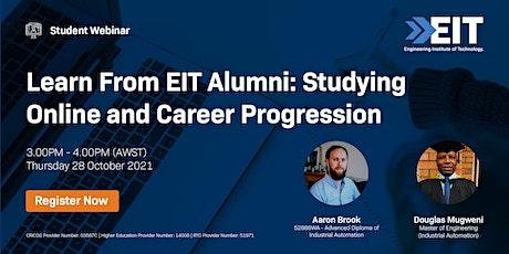 Engineering Student Webinar - 28 October 2021 tickets