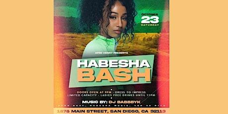 San Diego HABESHA BASH tickets