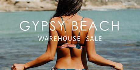 Gypsy Beach Warehouse Sale Pop Up tickets