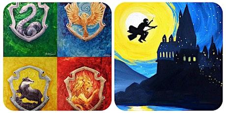 Sip & Paint Harry Potter ! tickets