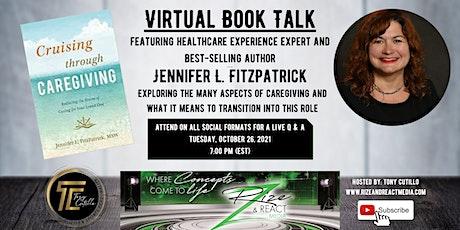 "Virtual Book Talk: ""Cruising Through Caregiving"" tickets"
