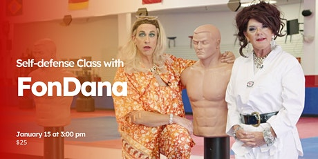 Self-defense Class with FonDana! tickets