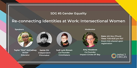 Re-connecting Identities at Work: Intersectional Women tickets