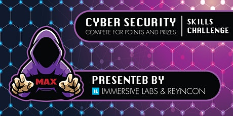 MAX Cyber Security Challenge tickets